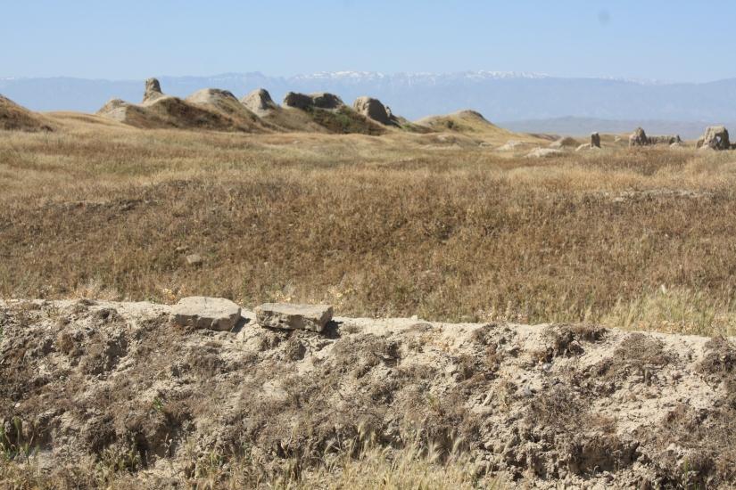 Turkmenistan-kwiecień