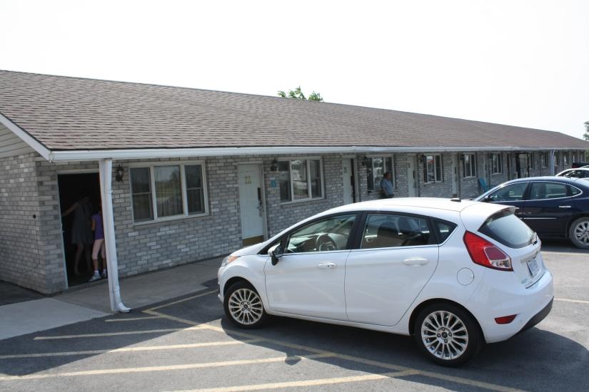 Kanada motel