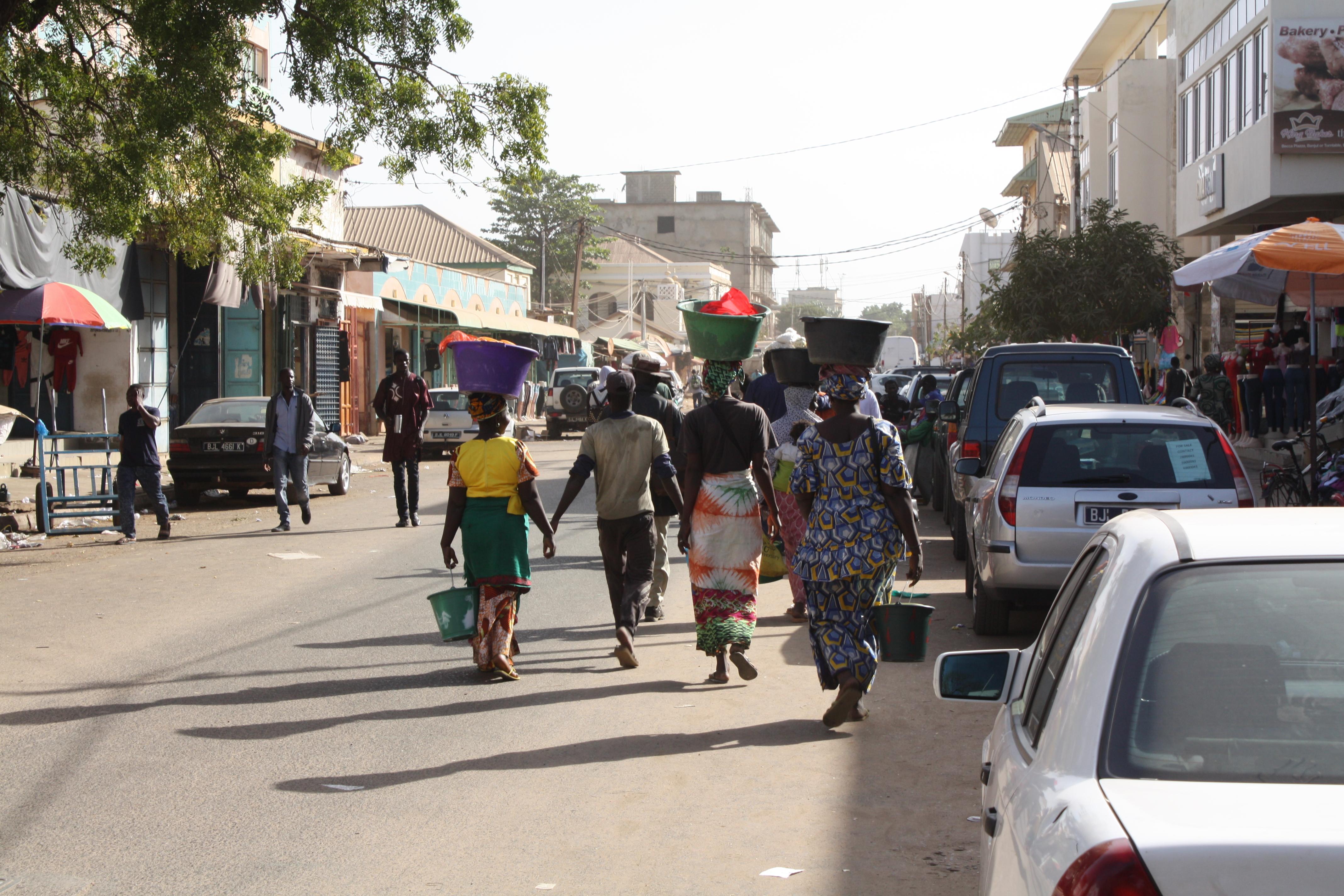 Gambia-podróż do Afryki-za i przeciw